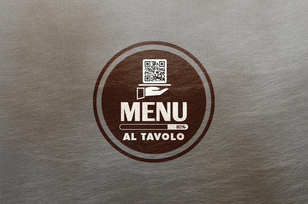 menu AL tavolo cavalliere logo