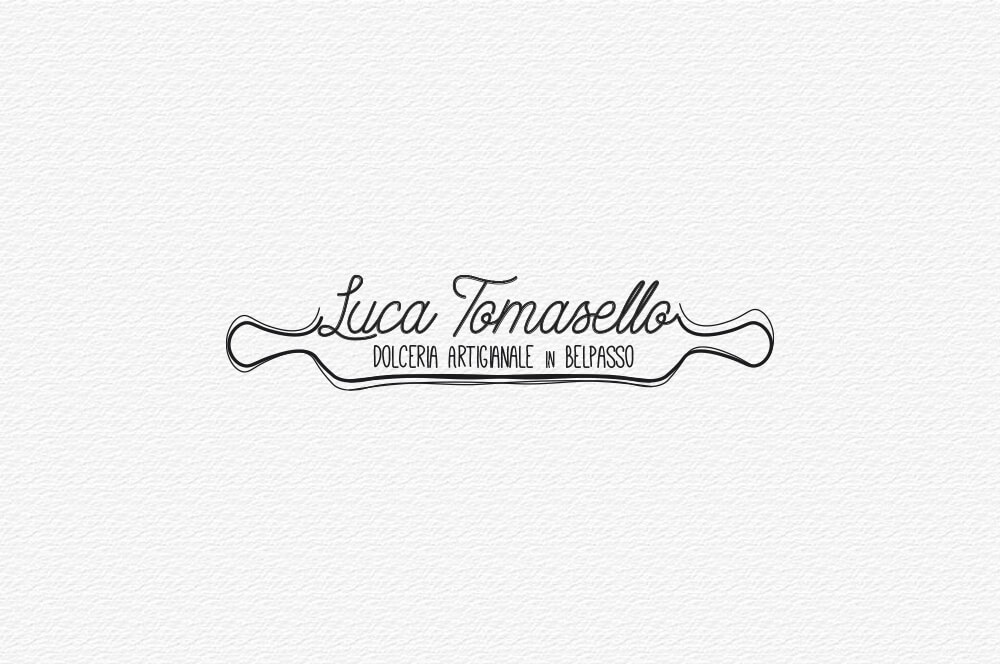 Progetto Luca Tomasello LOGO, BRANDING, LABEL, PACKAGING, WEB, SOCIAL