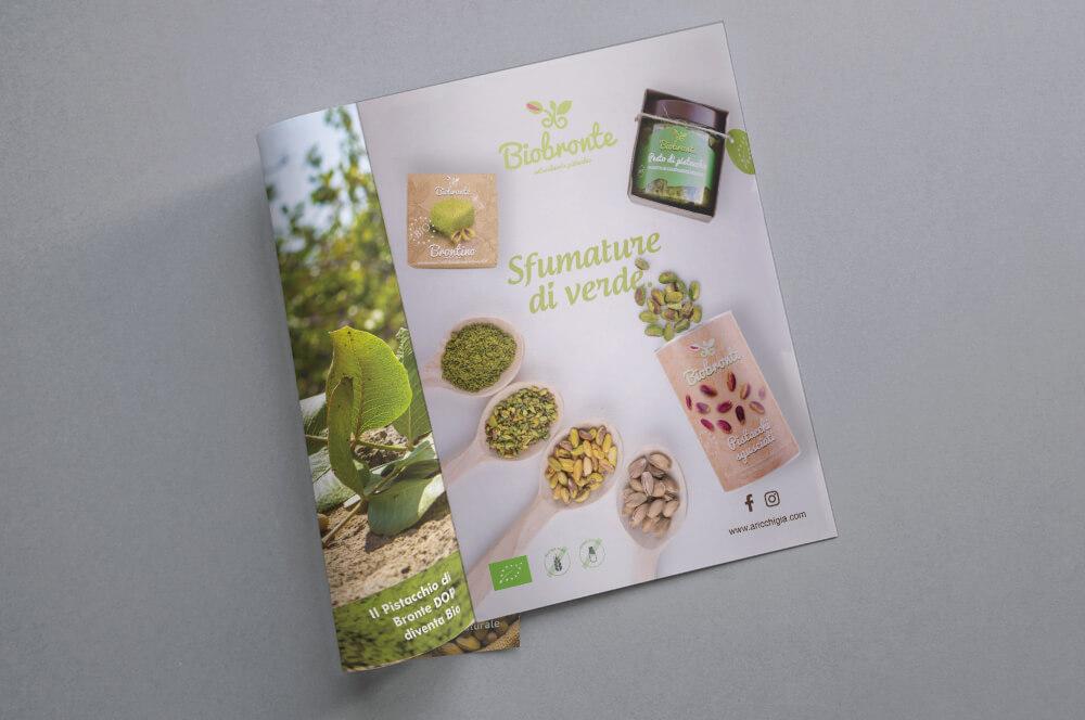 biobronte pubblicita magazine