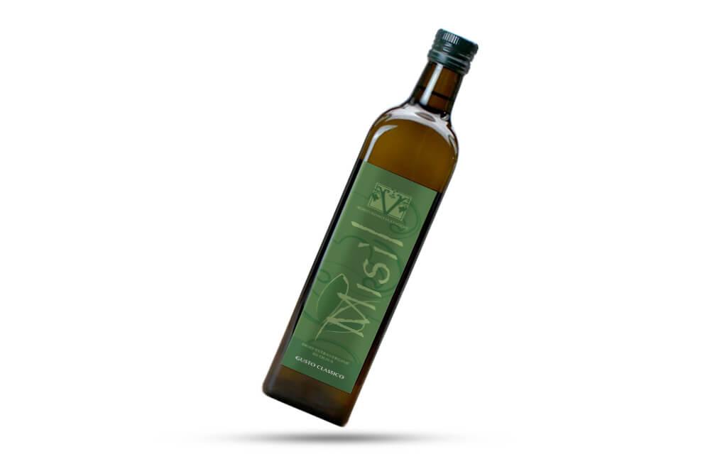 vultaggio olio etichette
