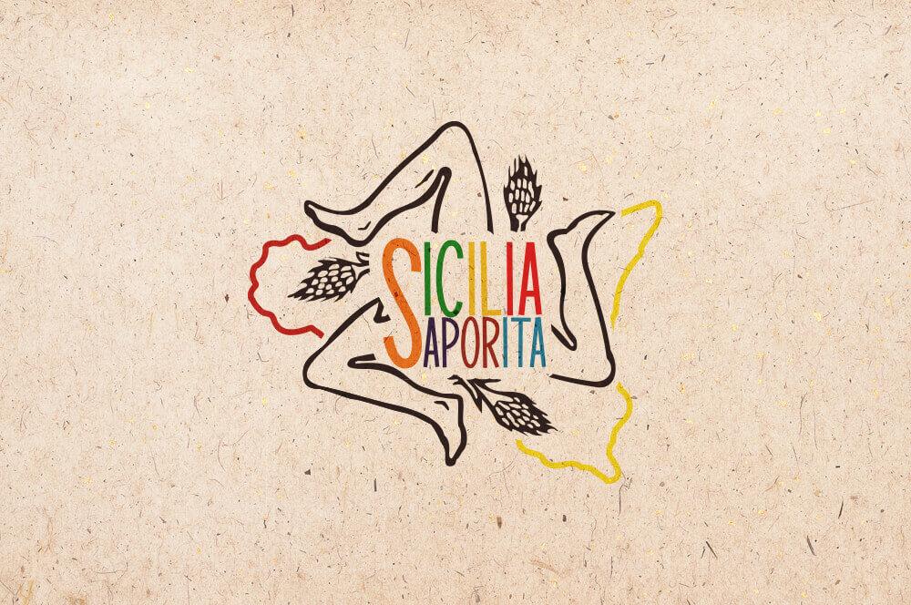 Sicilia saporita sito web Logo